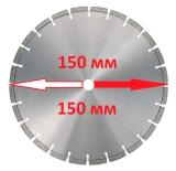 Алмазные диски 150 мм