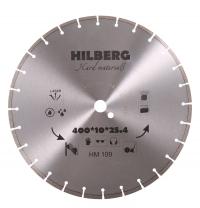 Диск алмазный Сегментный 400 Hilberg Hard Materials Лазер (ЖЕЛЕЗОБЕТОН)