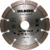 Диск алмазный Сегментный 125 Hilberg Hard Materials Лазер (ЖЕЛЕЗОБЕТОН)