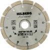 Диск алмазный Сегментный 150 Hilberg Hard Materials Лазер (ЖЕЛЕЗОБЕТОН)