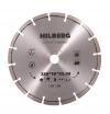 Диск алмазный Сегментный 230 Hilberg Hard Materials Лазер (ЖЕЛЕЗОБЕТОН)