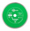 Диск алмазный Сплошной 230 Эксперт Гранит Hot Press (ГРАНИТ, КЕРАМОГРАНИТ)