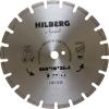 Диск алмазный 350 Сегментный Hilberg Hard Materials Лазер (АСФАЛЬТ)