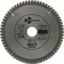 Пильный диск по алюминию 190 х 30/20/16 мм 64 зубьев Trio Diamond